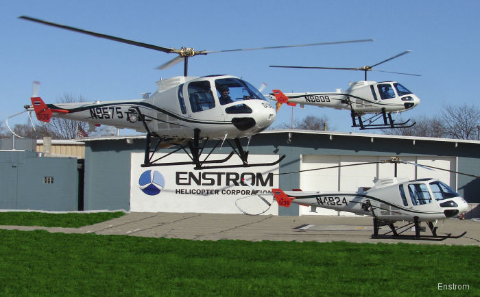 Rolls-Royce, Enstrom helicopter sign new 5-year agreement for M250 engines