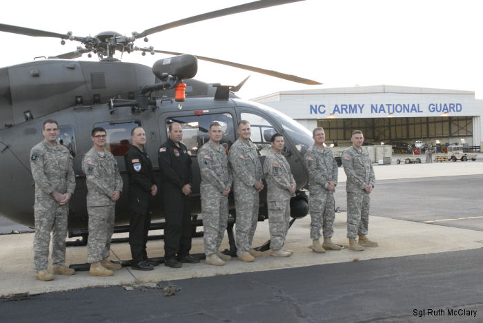 NC Guard puts Eyes in the Sky to spot Matthew victims