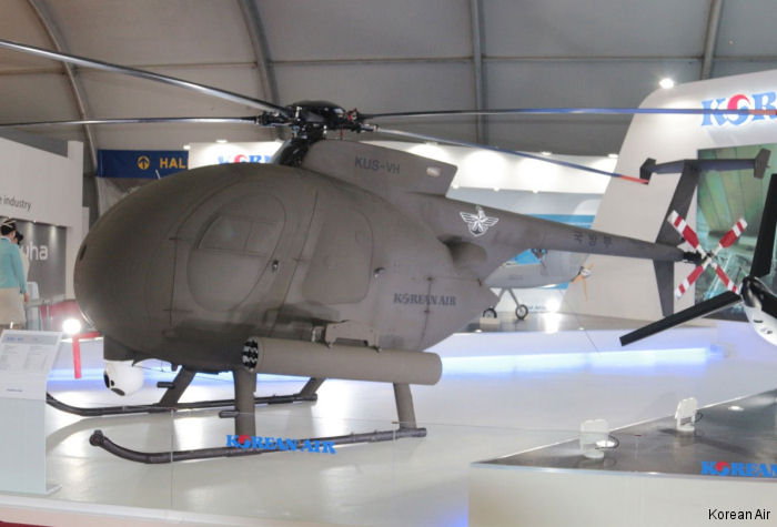 Korean Air to partner with Boeing on unmanned helicopter development