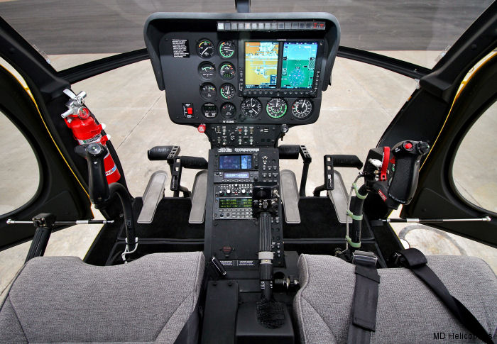 Minnesota Department Of Natural Resources Welcomes New MD500E