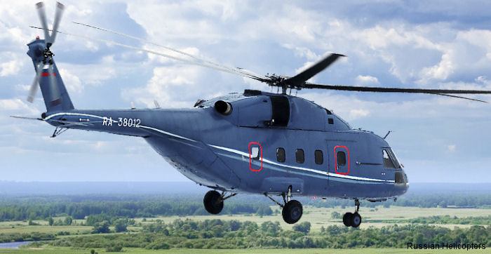Additional certification tests of the Mi-38 helicopters aimed at widening its range of applicability started at the Mil Moscow Helicopter Plant