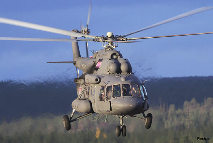 Russian Helicopters to open a repair center for Mi-8/17 in Azerbaijan. To be announced at ADEX 2016 September 27–30 in Baku