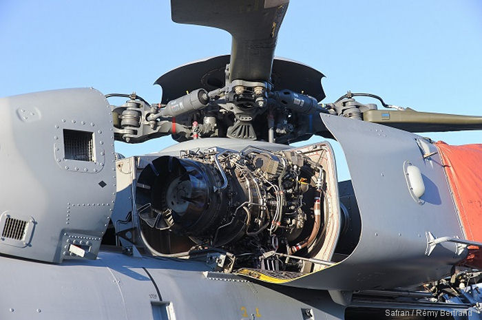 Safran (former Turbomeca) signed 10-year contract with NAHEMA (NATO Helicopter Management Agency) to support RTM322 engines for 130 NH90s operated by France, Belgium and the Netherlands