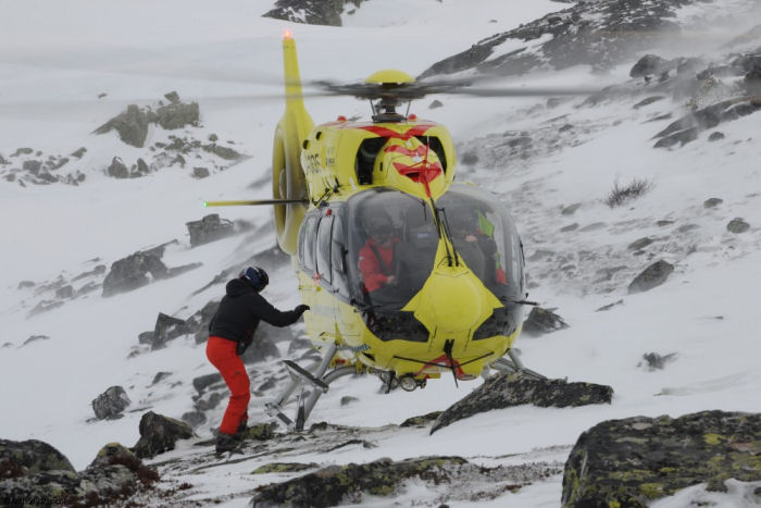 The Norwegian Air Ambulance (NLA AS, Norsk Luftambulanse) has provided emergency services for almost 40 years. Nowadays using 14 helicopters of the H135 family in Norway and Denmark and 2 H145