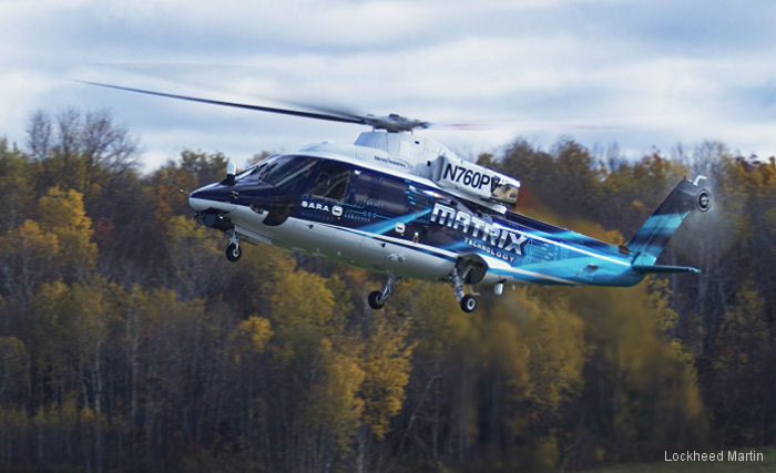 Sikorsky Autonomy Research Aircraft <a href=/database/cn/34049/>SARA</a>