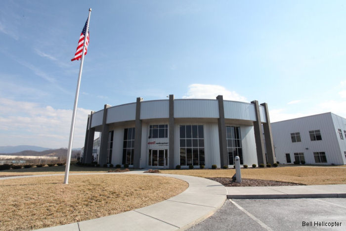 Bell Helicopter announced the opening of a new customization building at its Piney Flats, Tennessee location