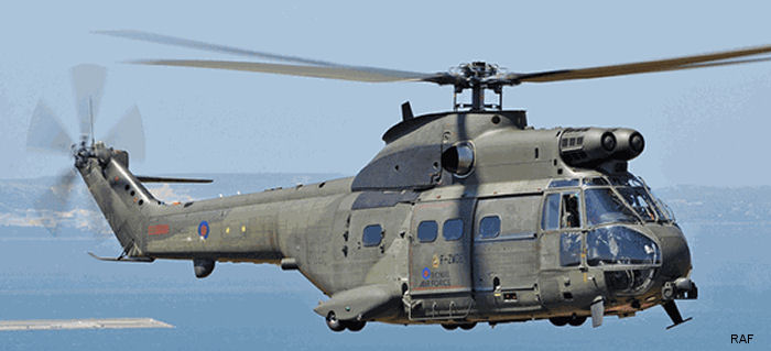 The Royal Air Force marked significant milestone as they reached   10,000 flying hours for the Puma HC.2 helicopter fleet