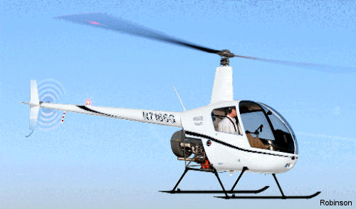 HeliTrak is introducing its safety-enhanced HeliTrak Autopilot for the Robinson R22 helicopter at the HAI Heli-Expo