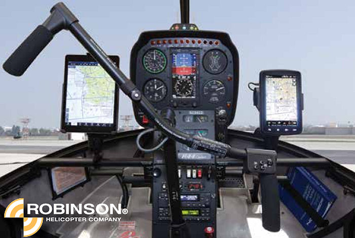 Robinson Helicopter Company Now Accepting Orders for New R44 Cadet Helicopter