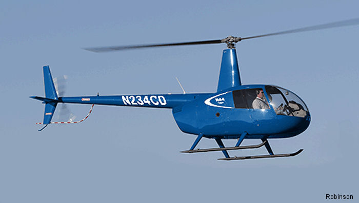 Federal Aviation Administration (FAA) granted a Supplemental Type Certificate (STC) for True Blue Power's TB17 (17-amp hour) lithium-ion batteries on Robinson R44 helicopters.