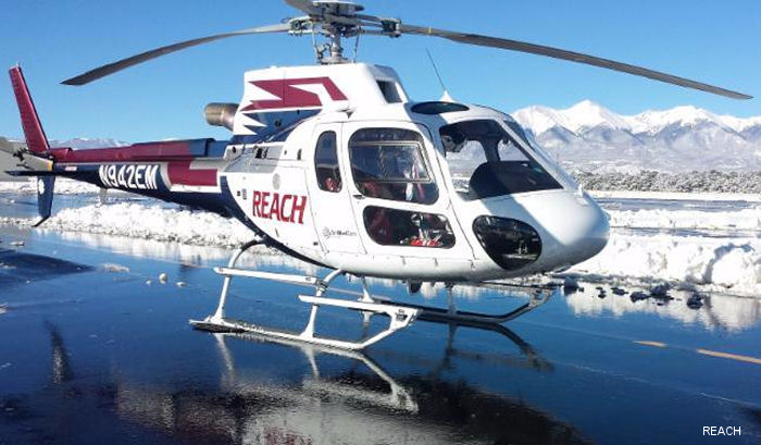 REACH Air Medical Services now provides life-saving air medical transports to Wyoming's Big Horn Basin region from their medical helicopter base located in Cody.