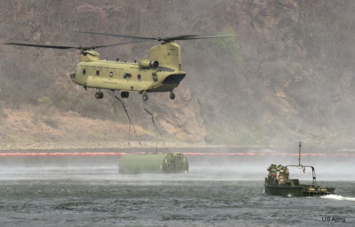 U.S. and South Korea armies performed the largest river crossing exercise in more than a decade involving both air and beach assaults  to cross the Imjin River