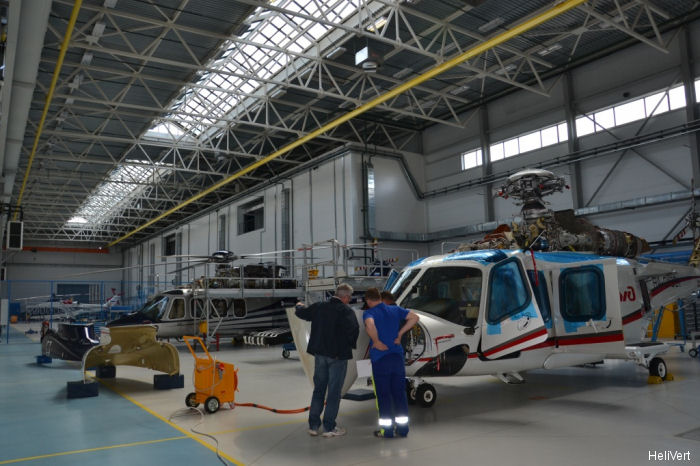 Redistribution of Helivert holding. First 13 AW189 to be built in Italy and rest in Russia from 2018. Moscow plant to bring manufacturing localization level up to 70%.