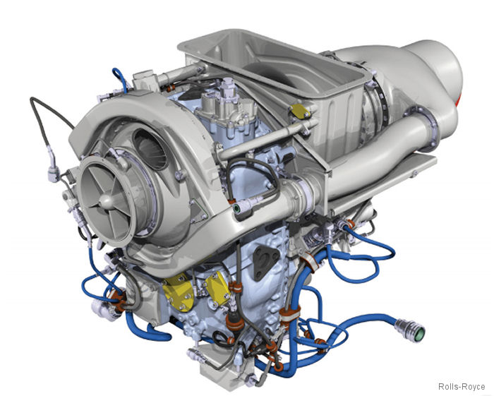 MD Helicopters Inc. (MDHI) and Rolls-Royce reached agreement to continue partnership to provide M250 engines, including the new M250-C47E/3, for MD530-series aircraft as well as growth airframes.