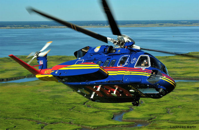 Sikorsky Delivers Alaska's First S-92 Search and Rescue Helicopter