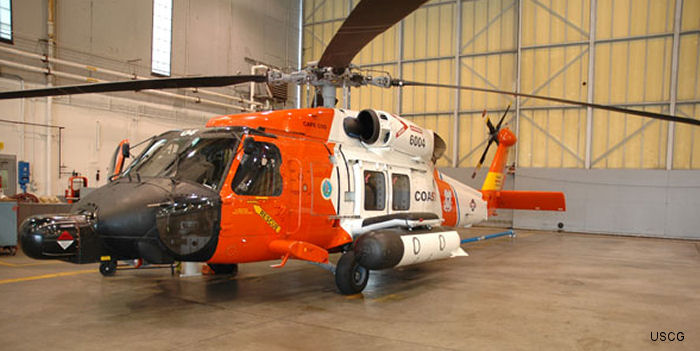 Dina Gorby s S.A.F.E. Structure Designs awarded  contract to design, engineer and manufacture custom hangar equipment for the United States Coast Guard's  Clearwater Air Station MH-60 Jayhawk