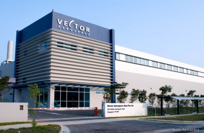Vector Aerospace, an aviation maintenance, repair and overhaul (MRO) services provider will highlight its broad range of customer-focused support solutions at the Singapore Airshow, February 16-21