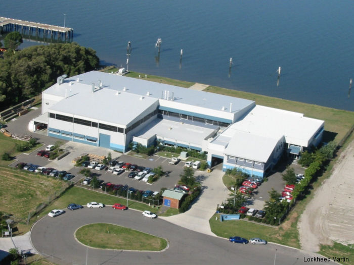 Sikorsky opens a Forward Stocking Location for S-76 and S-92 spare parts in Brisbane, Australia, at the Sikorsky Helitech facility