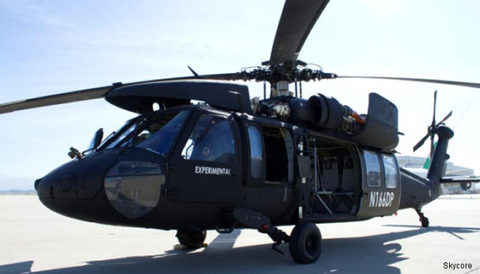 Skycore Aviation and Unical Defense agreement to jointly market their combined services for the sale, modification, maintenance and training of former US Army UH-60A Black Hawk helicopters