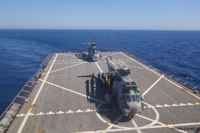Amphibious Assault Ship Castilla and Naval Special Warfare Force Completed Participation in Exercise SOFEX-16