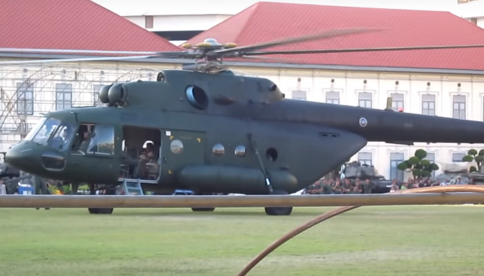 Royal Thai Army Mi-17V5