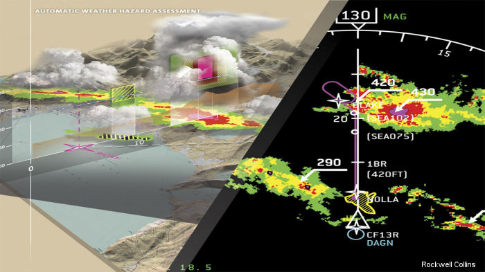 Rockwell Collins delivers weather radar to KAI for Korean Utility Helicopter program