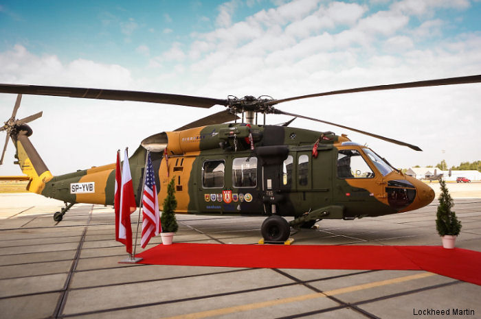 Sikorsky Accepts Prototype Turkish Utility Helicopter from PZL Mielec