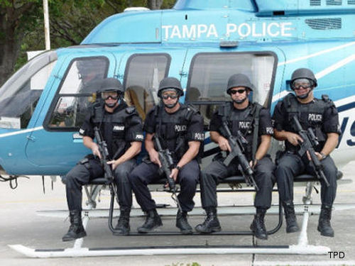 Becker Avionics announce Tampa Police Department has selected the Becker DVCS Digital Audio System for use by their airborne law enforcement operation.