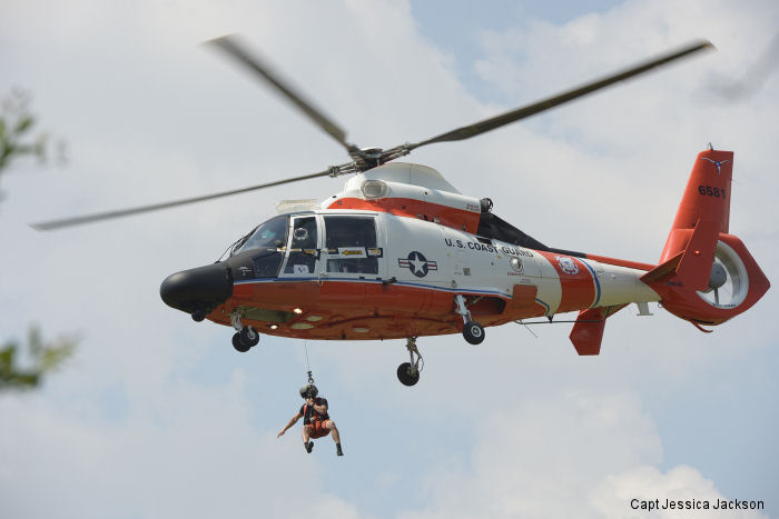 Texas guardsmen, first responders conduct aviation search and rescue exercise