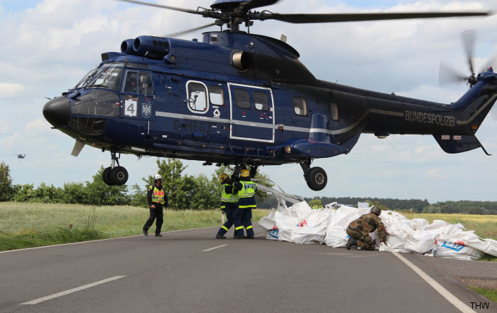 Bundespolizei <a href=/database/modelorg/1287/>Super Puma</a>