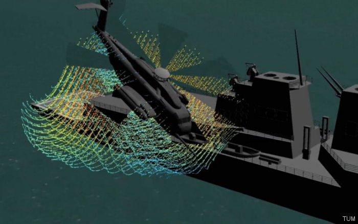 New simulation software improves helicopter pilot training