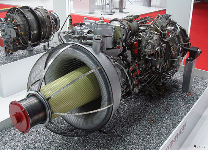 UEC started the serial production of new engines TV7-117V for the  Mi-38 helicopter