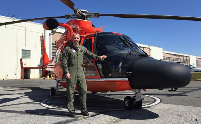 2016 marks the 100th anniversary of U.S. Coast Guard Aviation. An Air Station Atlantic City pilot shares his views on being a member of the Coast Guard aviation family.