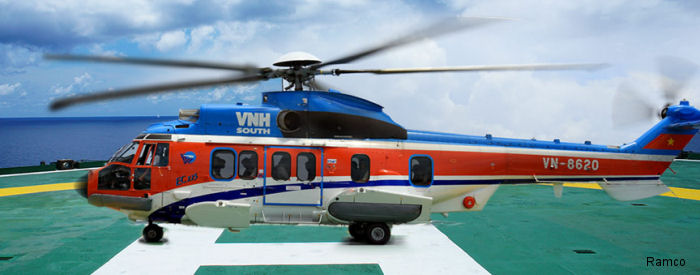 Ramco Systems from India  announced the successful go-live of its  Aviation Suite software at state-owned Vietnamese helicopter operator, Southern Vietnam Helicopter Company (VNHS)