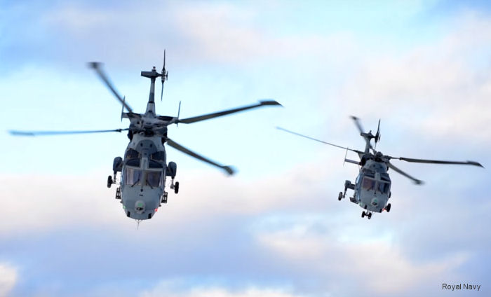 Royal Marines 847 Naval Air Squadron new Wildcats AH.1 helicopters, part of Commando Helicopter Force, spent six weeks in Norway for the first time in arctic conditions