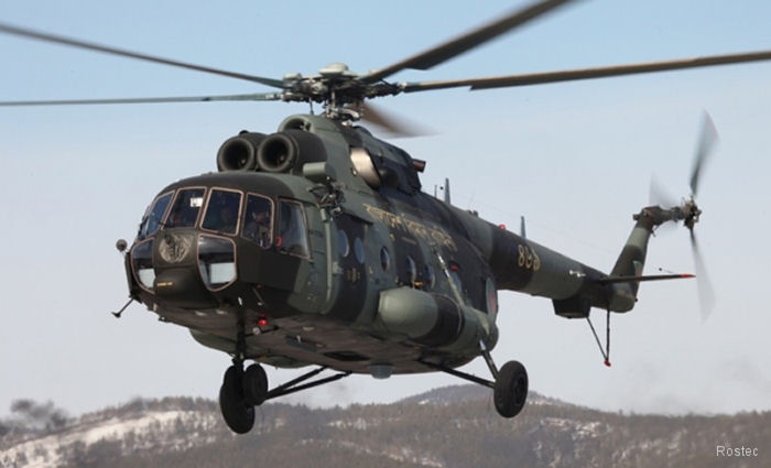 Russian Helicopters signs contract to deliver 18 helicopters to China by 2018
