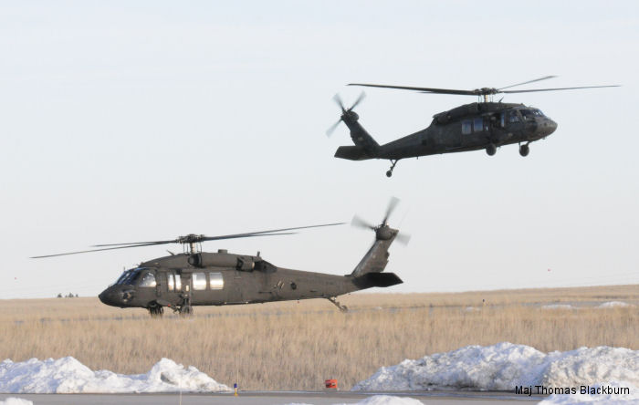 Wyoming Army National Guard receives aviation addition