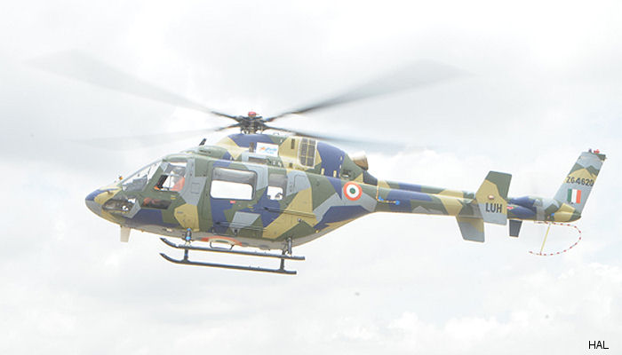 Light Utility Helicopter (LUH)
