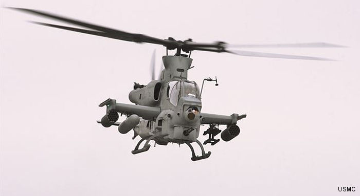 CPI Aero which has manufactured the engine cowl assemblies for the Bell AH-1Z Viper since 2011 now received a indefinite-delivery/indefinite-quantity (IDIQ) contract ending in 2020