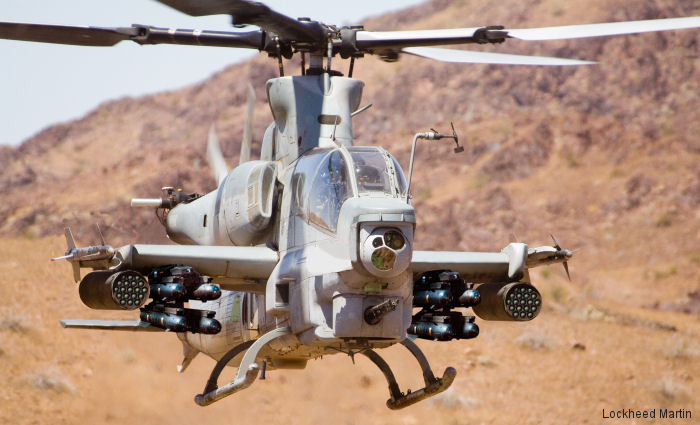 Naval Surface Warfare Center (NSWC) $150M contract to Lockheed Martin for Marines Bell AH-1Z Viper helicopter's Target Sight Systems (TSS). Since 2008 more than 100 delivered and ongoing through 2026