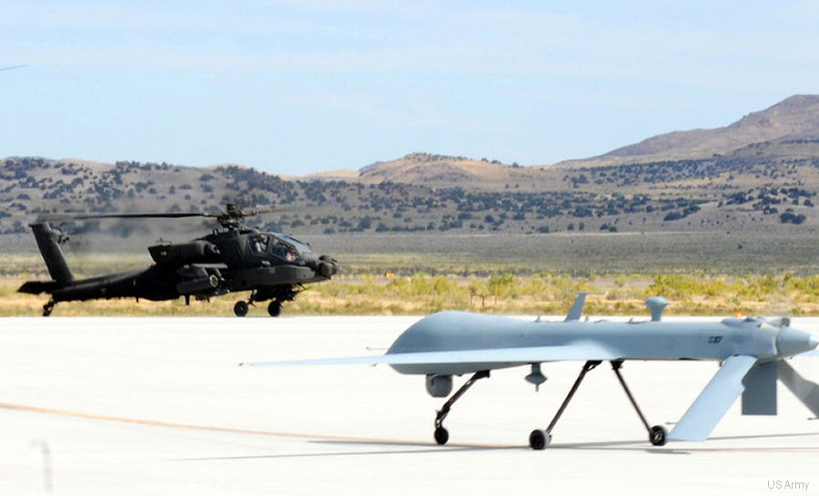 L3 Technologies received production contract worth $97 million in support of the U.S. Army's Apache Manned/Unmanned Teaming (MUM-T) eXpanded Capabilities (MUMT-X) helicopter program