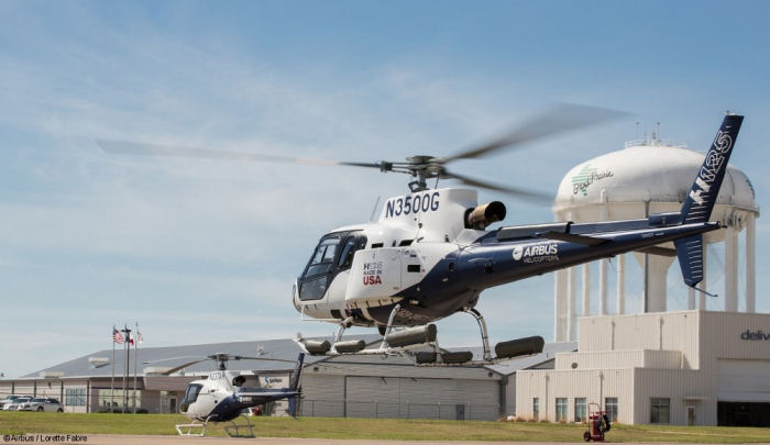 Survey confirming a significant reduction in direct maintenance and direct operating costs (DMC and DOC) for the Airbus H125, H130 and H135 helicopters