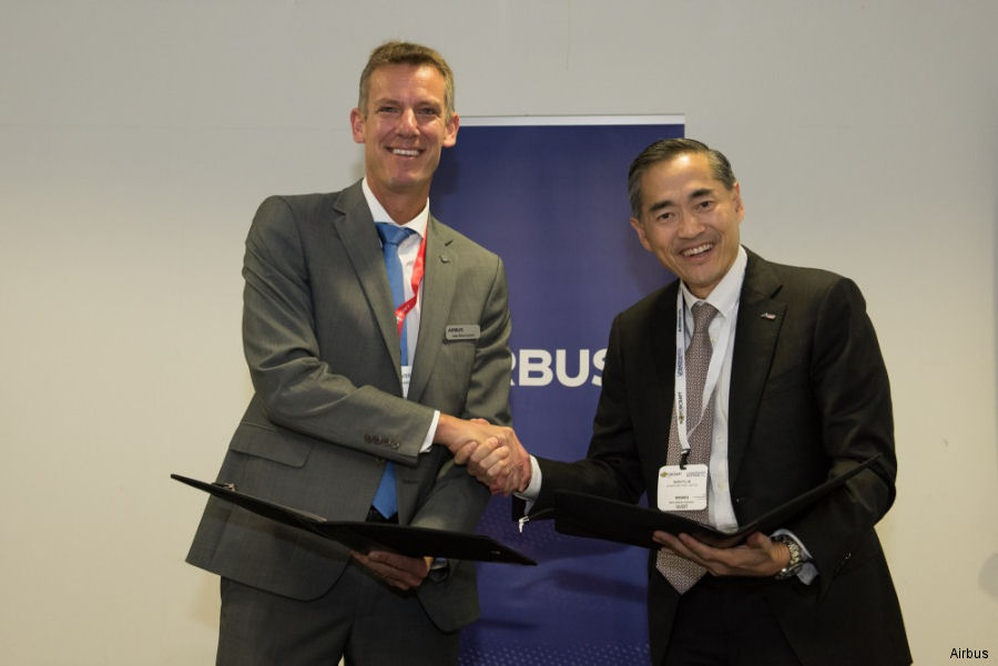 Airbus Helicopters selects Singapore Post (SingPost) as its logistics partner for the innovative Skyways parcel delivery project, a trial phase of new unmanned aerial package delivery system