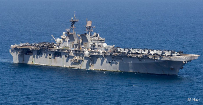 The Makin Island Amphibious Ready Group (ARG) with embarked 11th MEU is operating in the Gulf of Aden  as part of the U.S. 5th Fleet