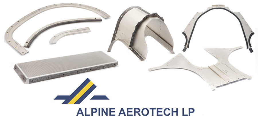 Alpine Aerotech from Canada secured EASA approvals for several of their cost saving OEM replacement parts