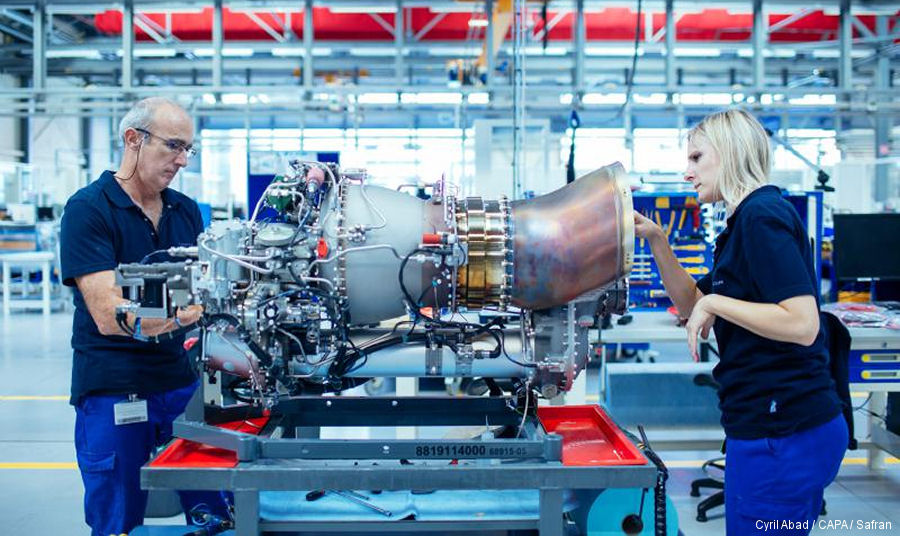 The Arriel 2L2 engine, co-developed by Safran and Hanwha Techwin, made first ground run at Bordes, France. To enter service in 2022