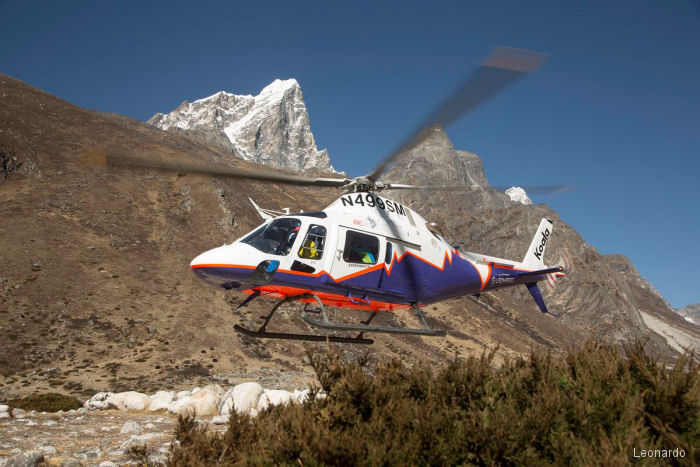 Everest Base Camp: Flight Test Passed With Flying Colours