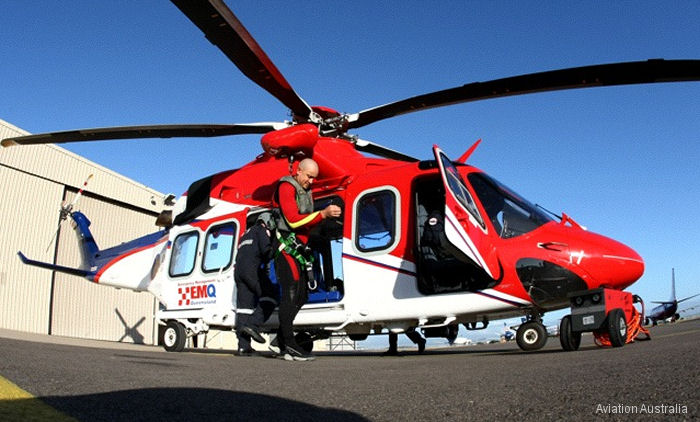 Aviation Australia and HeliTSA launch Part 147 approved maintenance training course for the AW139 helicopter