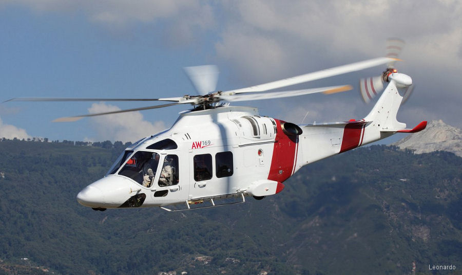 STAR Flight from Travis County, Texas ordered the first AW169 for Emergency Medical Service (EMS) in USA. Three helicopters to be delivered from October 2018