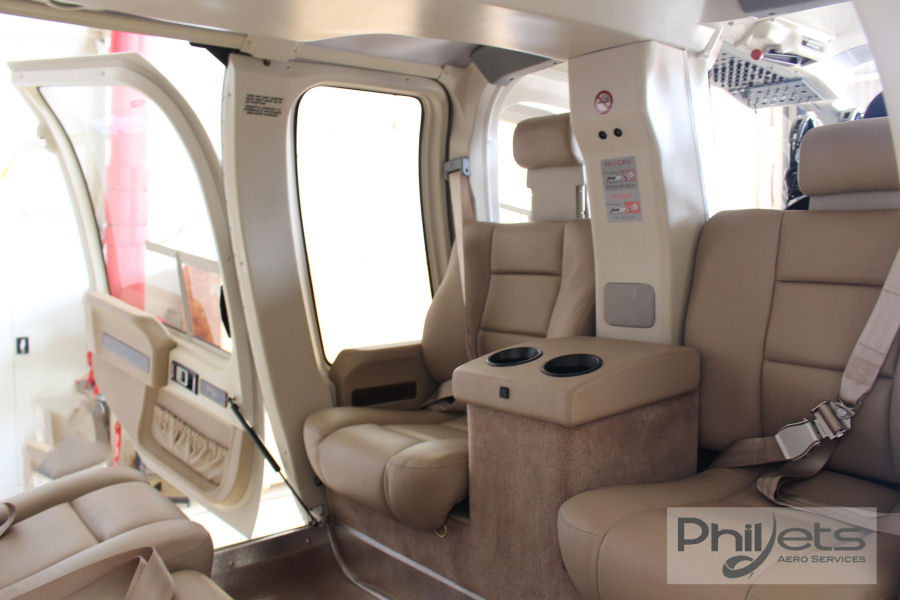 PhilJets Group Welcomes the Addition of Bell Helicopter to Its Fleet